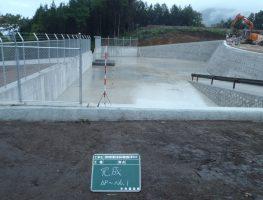 鹿児島市観光農業公園調整池整備工事(その3)