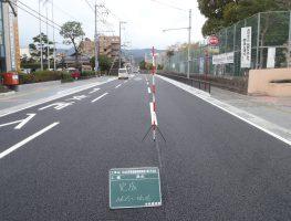 谷山支所前通線道路築造工事(その2)