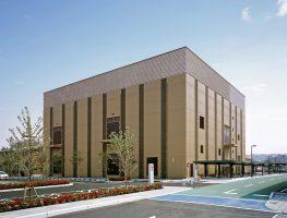 鹿児島市立病院エネルギーセンター新築
