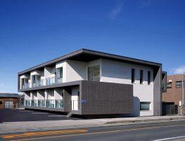 グローバルオーシャンワークス共同住宅新築工事