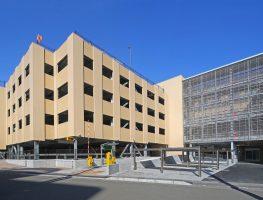 鹿児島市役所別館自走式立体駐車場新築本体工事